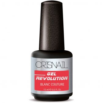 Crisnail Gel Revolution Gel Polish, Blanc Couture Gel Nail Polish-15ml