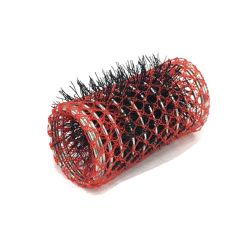 Camaflex Hair rollers/Hair curler medium Red 3231-12 pc