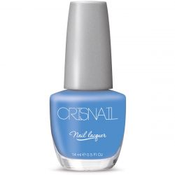 Crisnail Blue Liz Nail Polish, 14ml