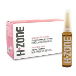 Hzone Hair loss ampolues 10pcs- Italy