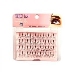 Evermate Romoush Eye Lashes- Long Black