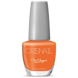 Crisnail Orange Studio Nail Polish, 14ml