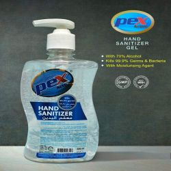 Hand Sanitizer - 500ML - 1 Bottle