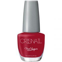 Crisnail Dark Red Nail Polish, 14ml