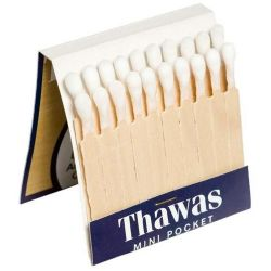 Thawas Mini pocket - Styptic Matchsticks Stops Shaving Cuts Bleeding Instantly